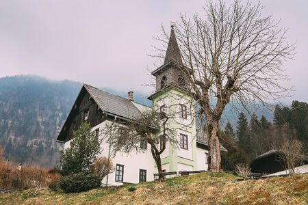 Evangelisches Bethaus Obertraun Village church
