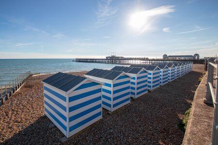 Tiny Beach Houses in Hastings