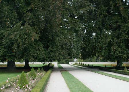 tradional: park