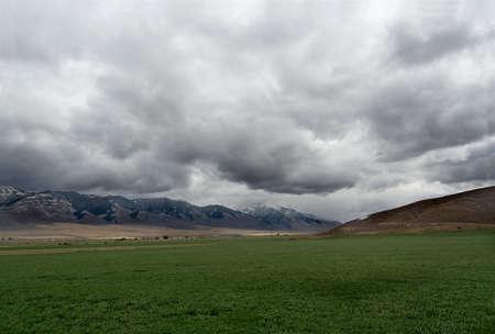 western usa: Landscape in Noth Western USA (Montana)
