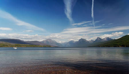 flathead: Glacier National Park: Flathead Lake