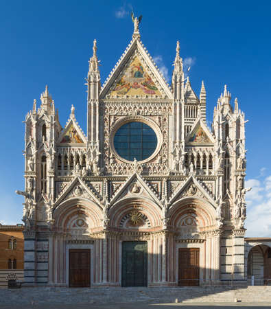 siena: Cathedral of Siena, Tuscany, Italy
