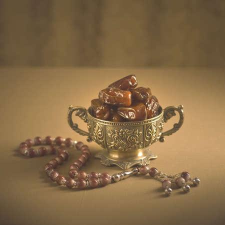 Traditional food for Ramadan. Suhoor and Iftar