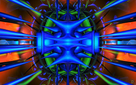 Background color. Color abstraction. Abstract matrix like background.