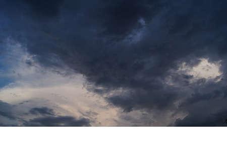 heavy rain: SONY DSC