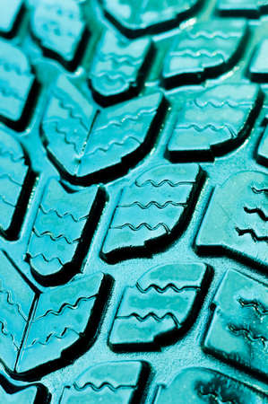 traction: Rubber Tire Texture