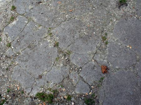 Background. Damaged asphalt surface. Damaged asphalt texture