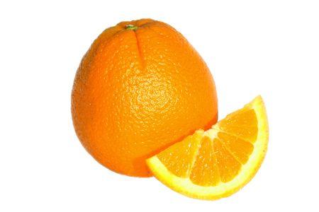 Navel Oranges.