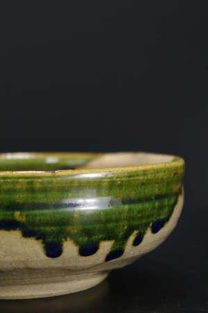 curio: Oribe bowl