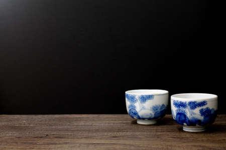 curio: antique small bowl