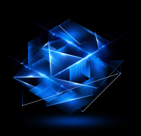 gemstone: Beautiful crystal. Magic shapes. Object isolated. Techno edge. Modern cube. Color shine graphic. Clean triangle cover. Tech laser cool mesh. Gem energy icon. High virtual detail vision. 3d pattern
