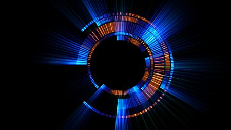 추상 네온 배경입니다. 빛나는 소용돌이. 빛나는 나선형 커버. 검은 우아한. 주위에 헤일로. 격리 된 전원입니다. 입자를 불꽃. 우주 터널. 광택 해파리입니다. LED 색 타원. 반짝임 반짝임 스톡 콘텐츠 - 81449653
