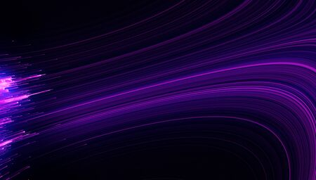Led Light abstract background
