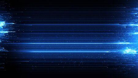 LED-Licht abstrakter Hintergrund Standard-Bild