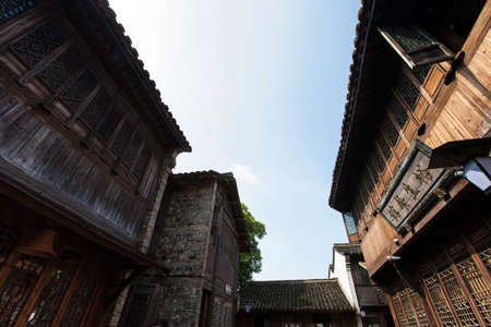 west gate: Wuzhen West Gate Scenic Area Editorial