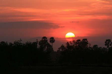 eventide: Sunset  , Cambodia