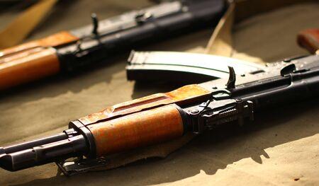 the silencer: AK-74 Russian worldwide