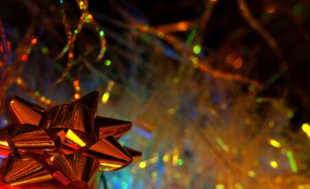 Gift  at  New  year 版權商用圖片 - 70926173