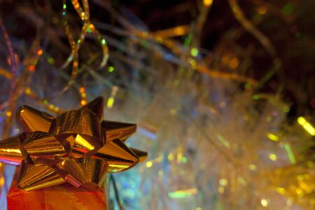 Gift  at  New  year