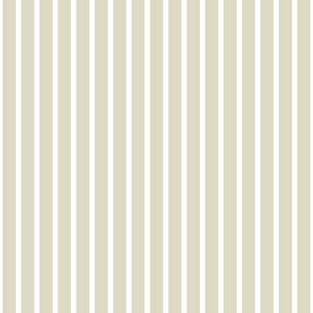 Beige vertical stripes seamless vector pattern texture. Striped formal background for linen fabric. Ilustrace