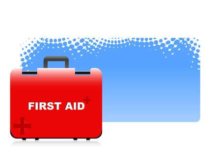 firstaid: m�dico de primeros auxilios caja