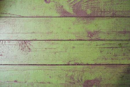 old peeling paint on wooden boards, craquelure
