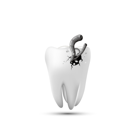 Dental Icon,Protect Tooth - Illustration