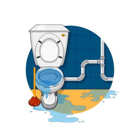 Toilet Plumbing Service