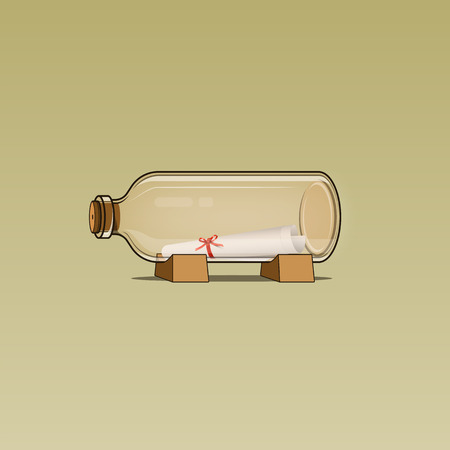 Message in a bottle,Drift bottle