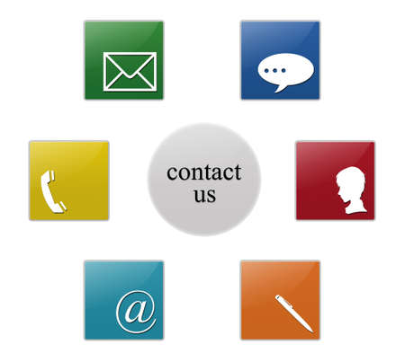 web sites: commercial contact signs for business