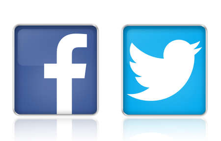 flickr: social networks signs Editorial