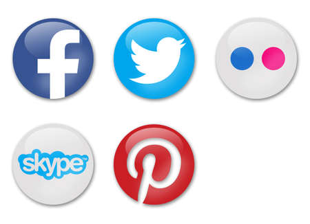 flickr: social networks signs Editorial