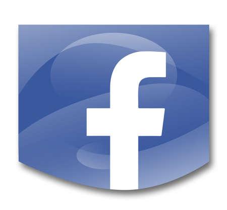 Facebook anmelden Standard-Bild - 30041276