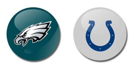 eagles vs colts Editorial