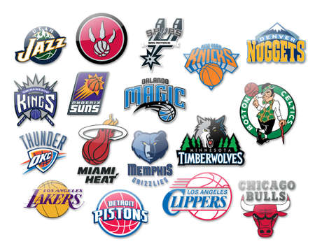 nba: nba teams Editorial
