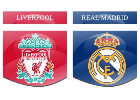 real madrid: liverpool vs real madrid