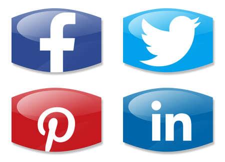flickr: social network signs Editorial