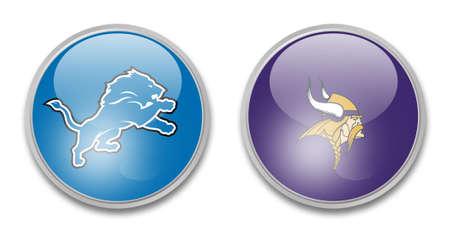 vikings: lions vs Vikings �ditoriale