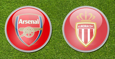 arsenal: arsenal vs monaco