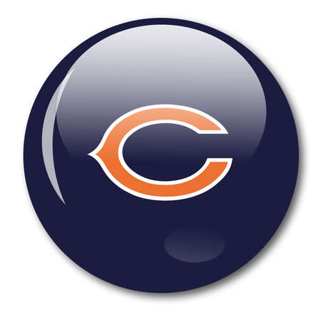chicago bears icon Editorial