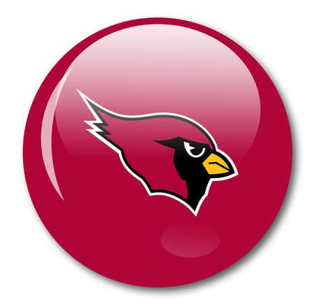 arizona cardinals icon Editorial
