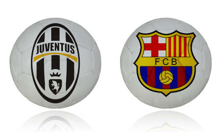 Juventus vs barcelona champions league Editorial