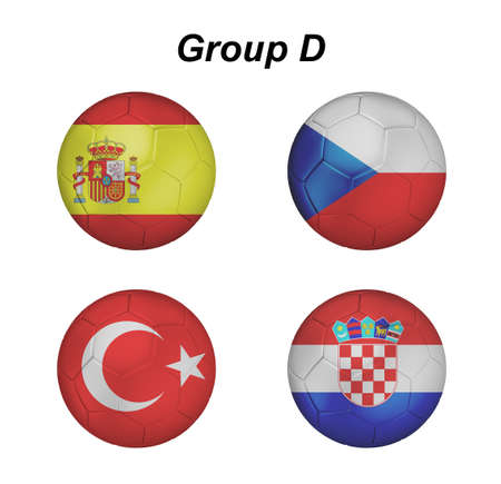 euro 2016 group d in soccer