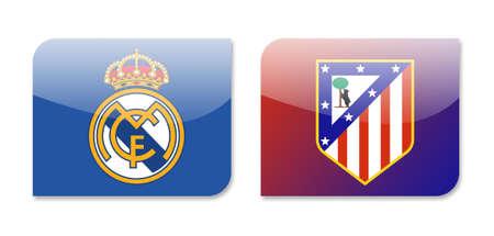 real madrid: real madrid vs atletico madrid