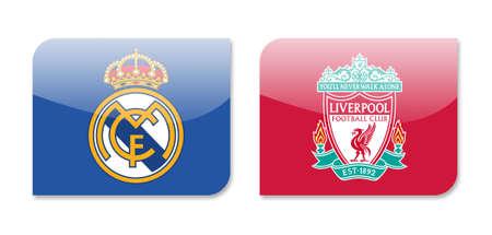 real madrid: real madrid vs liverpool