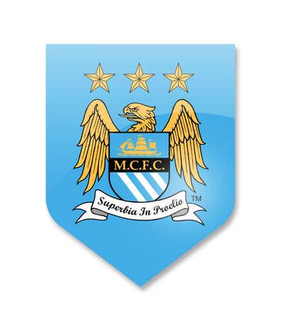 striker: manchester city league team
