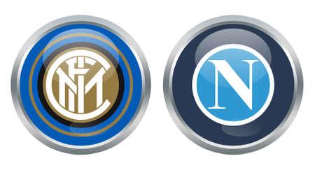 inter: Inter vs Napoli fc teams Editorial