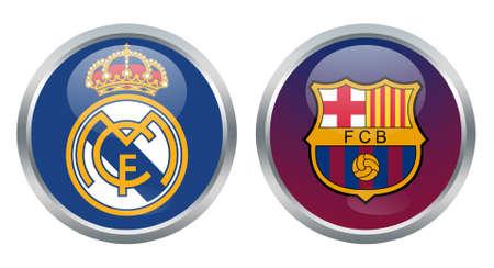 Real Madrid vs Barcelona signs