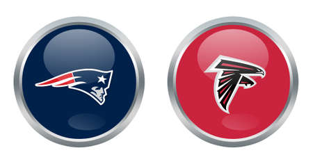 elite: New England Patriots vs Atlanta Falcons Editorial