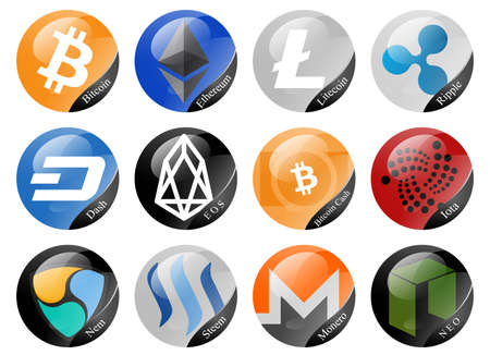 Bitcoin, Ethereum, Litecoin and other cryptocurrencies